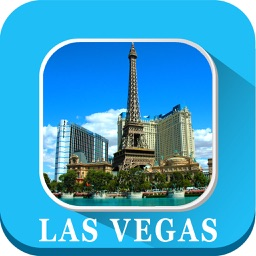 Las Vegas Nevada - Offline Travel Maps
