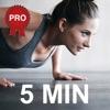 5 Min Super Plank Workout Challenge PRO - Abs,Core