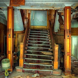 Can You Escape Abandoned Hotel