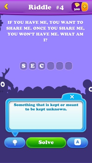 What am I? Riddles and Answers on the App Store
