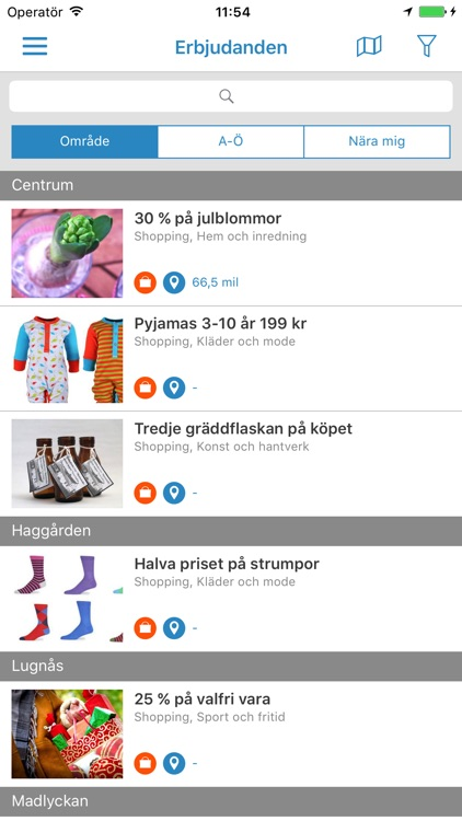 What's on Mariestad