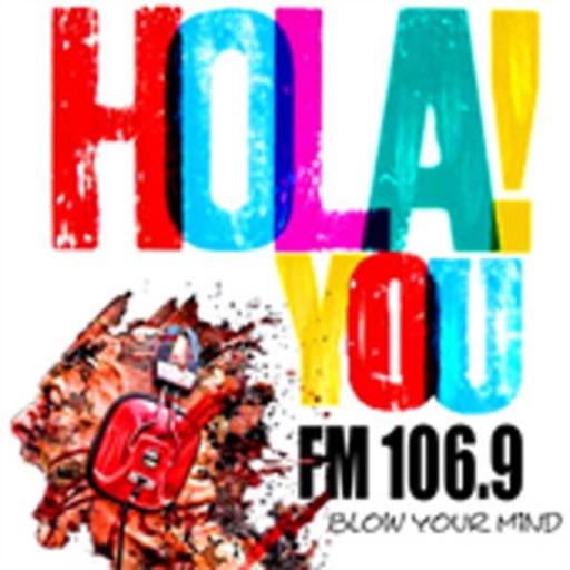 HOLA YOU 106.9 FM - FTV Icon