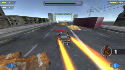 Zombie Road Mayhem screenshot three
