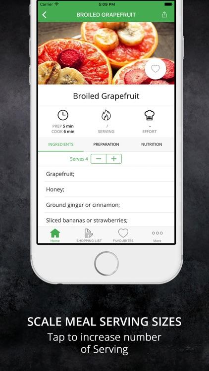 Paleo Diet | Healthy Paleo Diet Recipes & Meals screenshot-3