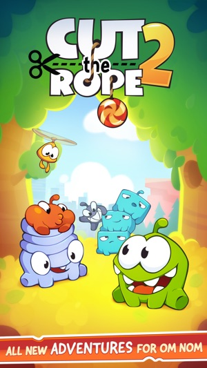 cute the rope 2