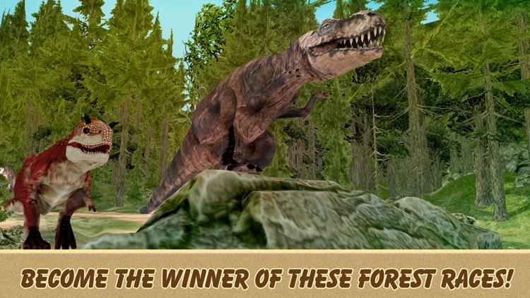Jurassic Dino Racing Challenge 3D - 2 screenshot-3