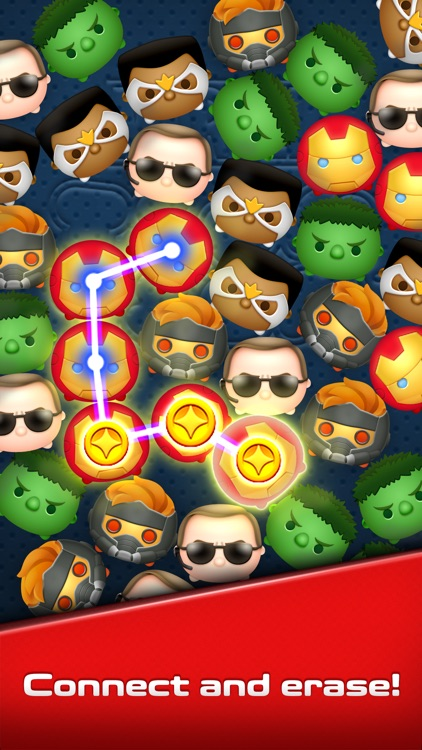 MARVEL Tsum Tsum screenshot-1