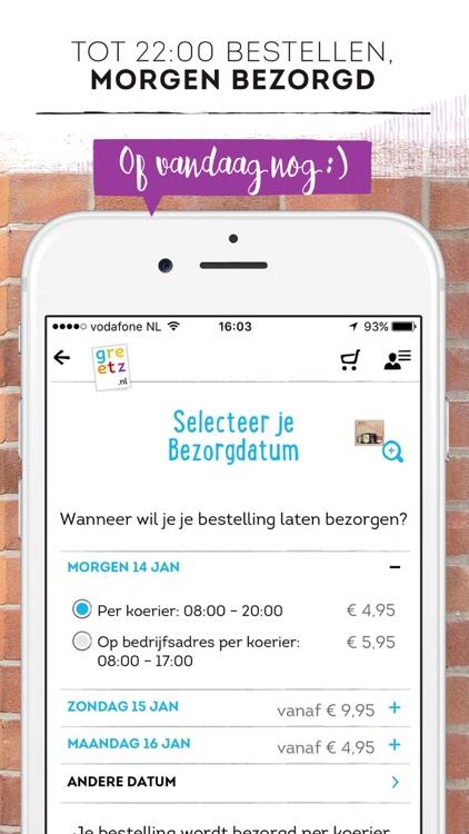 Greetz kaarten en cadeaus screenshot-3