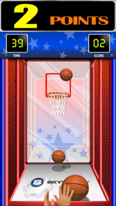 Arcade Hoops Basketball™のおすすめ画像1