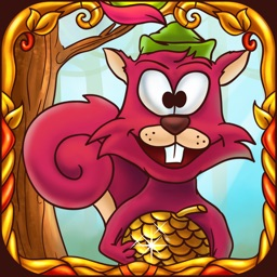 Squirrel Hood - Sherwood Forest Jump Game