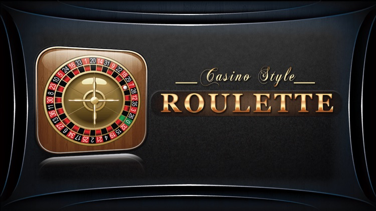 Roulette - Casino Style screenshot-0