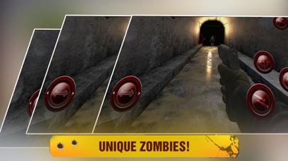 Zombies Shoot Target