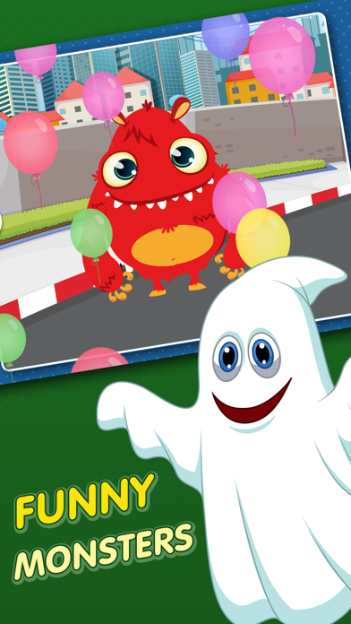 Toddler Learning Games: Kids, Baby & Boys puzzle screenshot 2