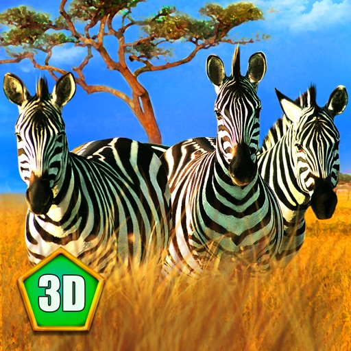 Zebra Family Simulator