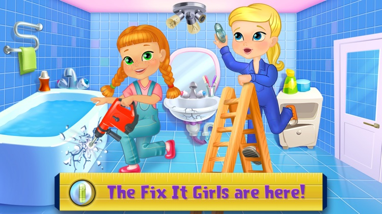 Fix It Girls - House Makeover screenshot-0
