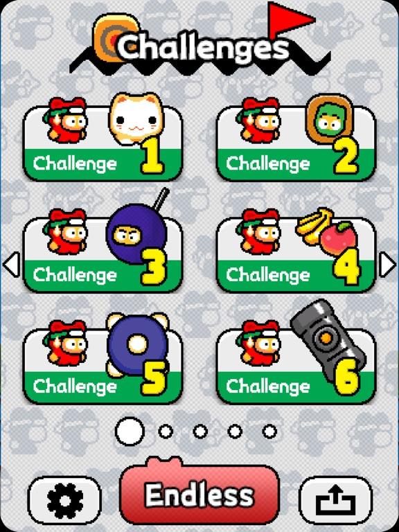 Ninja Spinki Challenges!! для iPad