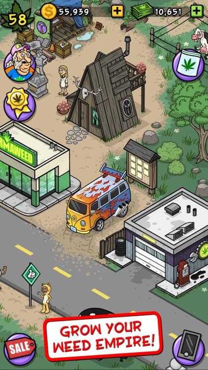 Bud Farm: Grass Roots screenshot-0