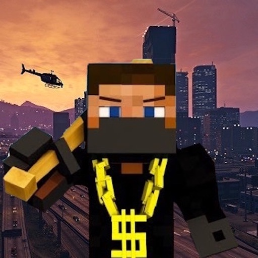Addon for GTA 5 for Minecraft PE icon