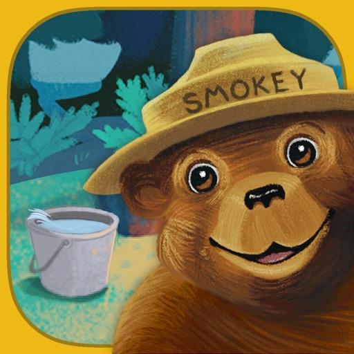 Smokey Bear and the Campfire Kids Book