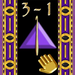 Secrets 3-1, PATTCAST: Pyramid crochet!