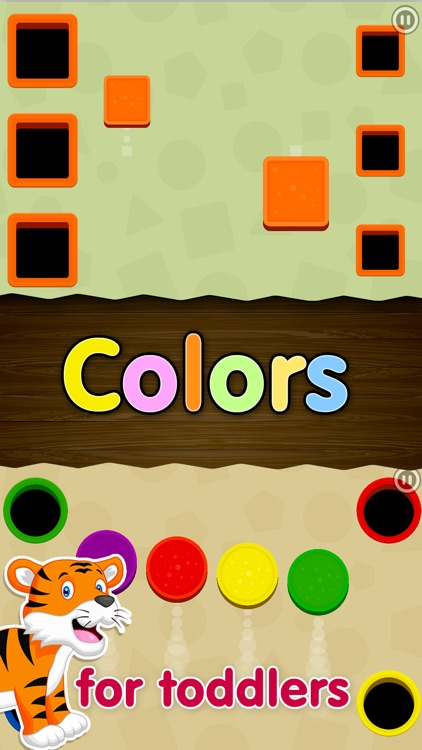 Shapes! Toddler Kids Games,Baby Boys Learning Free screenshot-1
