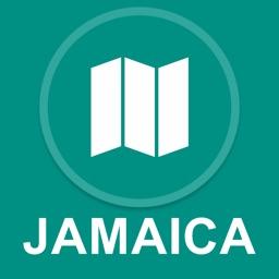 Jamaica : Offline GPS Navigation
