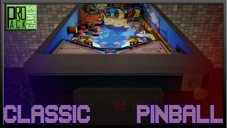 Classic Pinball Pro – Best Pinout Arcade Game 2017 screenshot-4