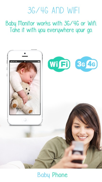 Baby Monitor : universal video surveillance screenshot-3