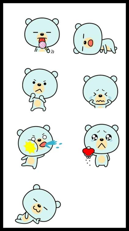 Umka Bear 2 Stickers screenshot-3