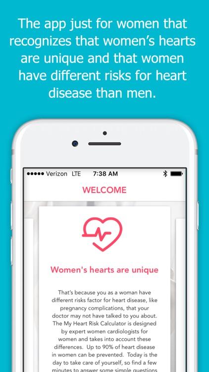 Love My Heart for Women screenshot-4