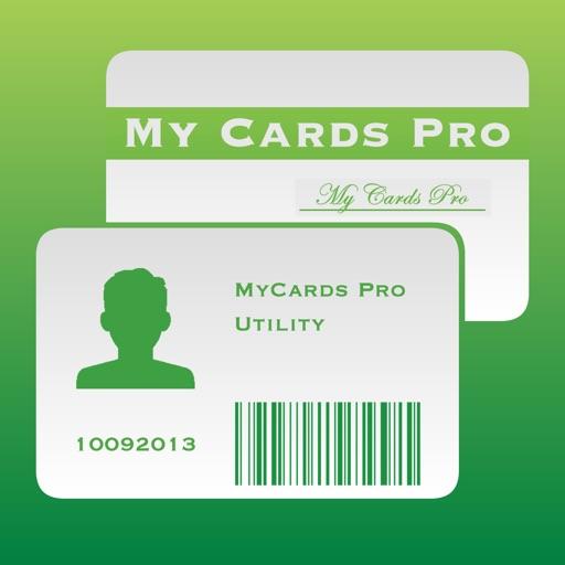 My Cards Pro - Digital Wallet app logo