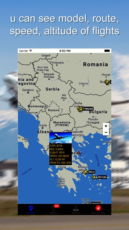 Air Tracker For Virgin Atlantic Airways Pro screenshot-1