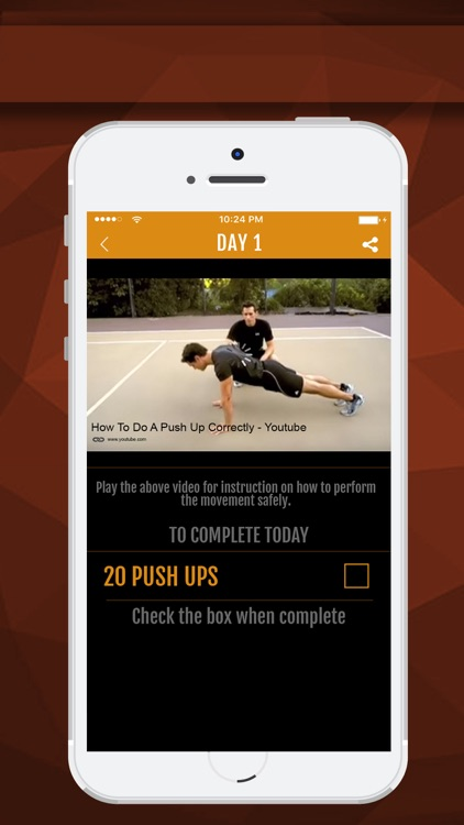 30 Day Push Up Challenge - Challenge yourself screenshot-4