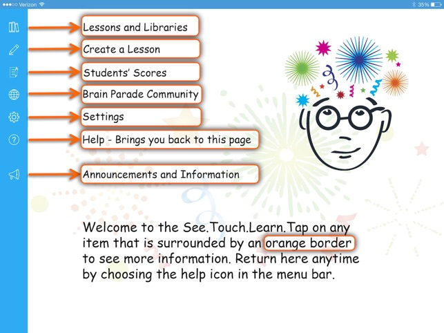 See Touch Learn  on the App Store