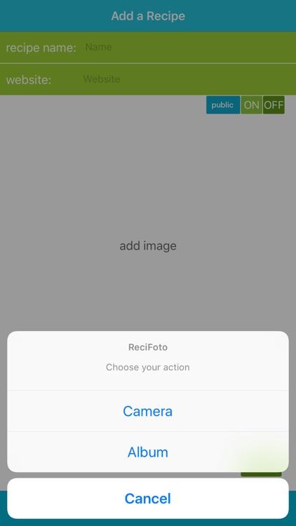 Recifoto Plus screenshot-4