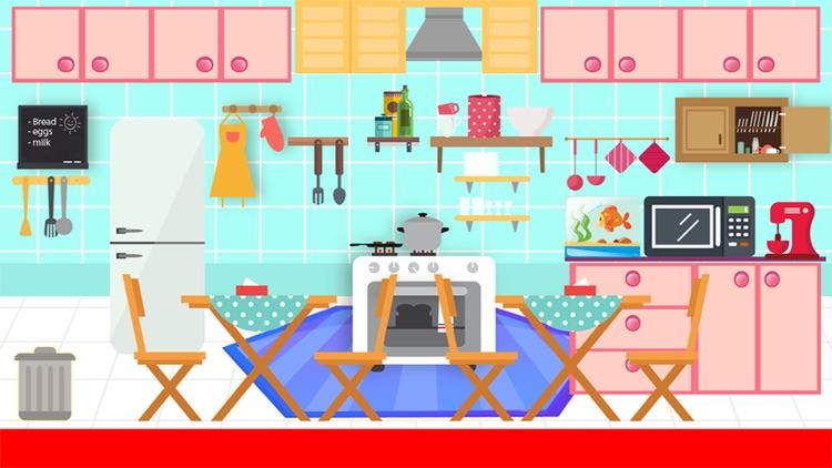 Interior Home Decoration Game & Dream House Design screenshot-3