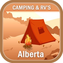 Alberta Campgrounds & Hiking Trails Offline Guide