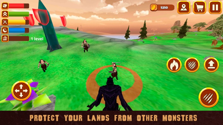 Fire Dragon Clash Simulator Online by Games Banner Network