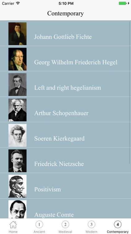 Philosophy screenshot-4