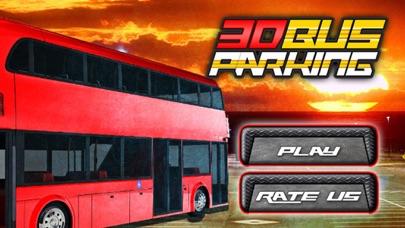 3D Bus Parking- City Driving Test Simulator