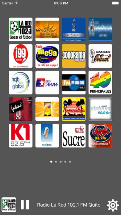 点击获取Radio Ecuador - All Radio Stations
