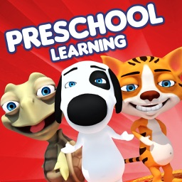 Preschool Kids ABC 3D Learning - My Paw Pets