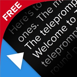 Teleprompter Lite – The Script & Lyric Prompter