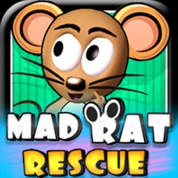 Mad Rat Rescue Kids : Free Fun Games for Kids