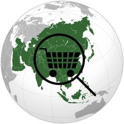 Shop Finder Asia