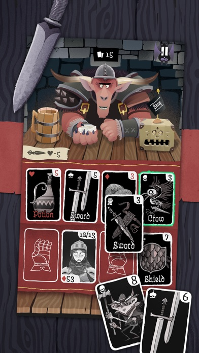 Screenshot #6 for Card Crawl