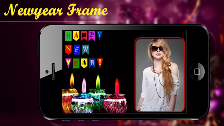 New Year Frames screenshot-4