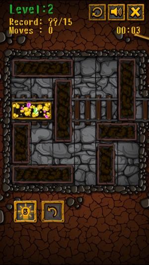 Miner Gem Cart – Unblock
