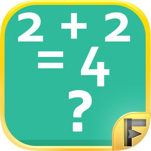 Crazy Hard Math - Ultimate Challenge Mock Exam iOS App