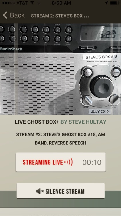 Live Ghost Box Plus